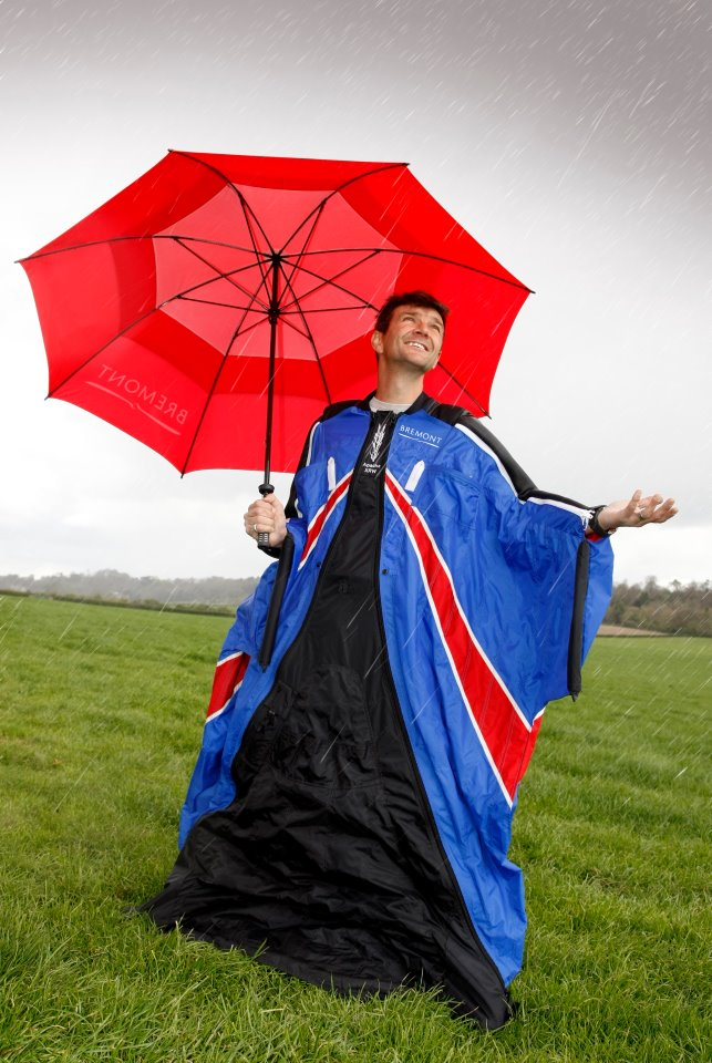 Wingsuit Landings and the British Weather